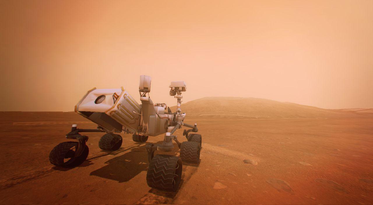 mars rover landing - 1280×706