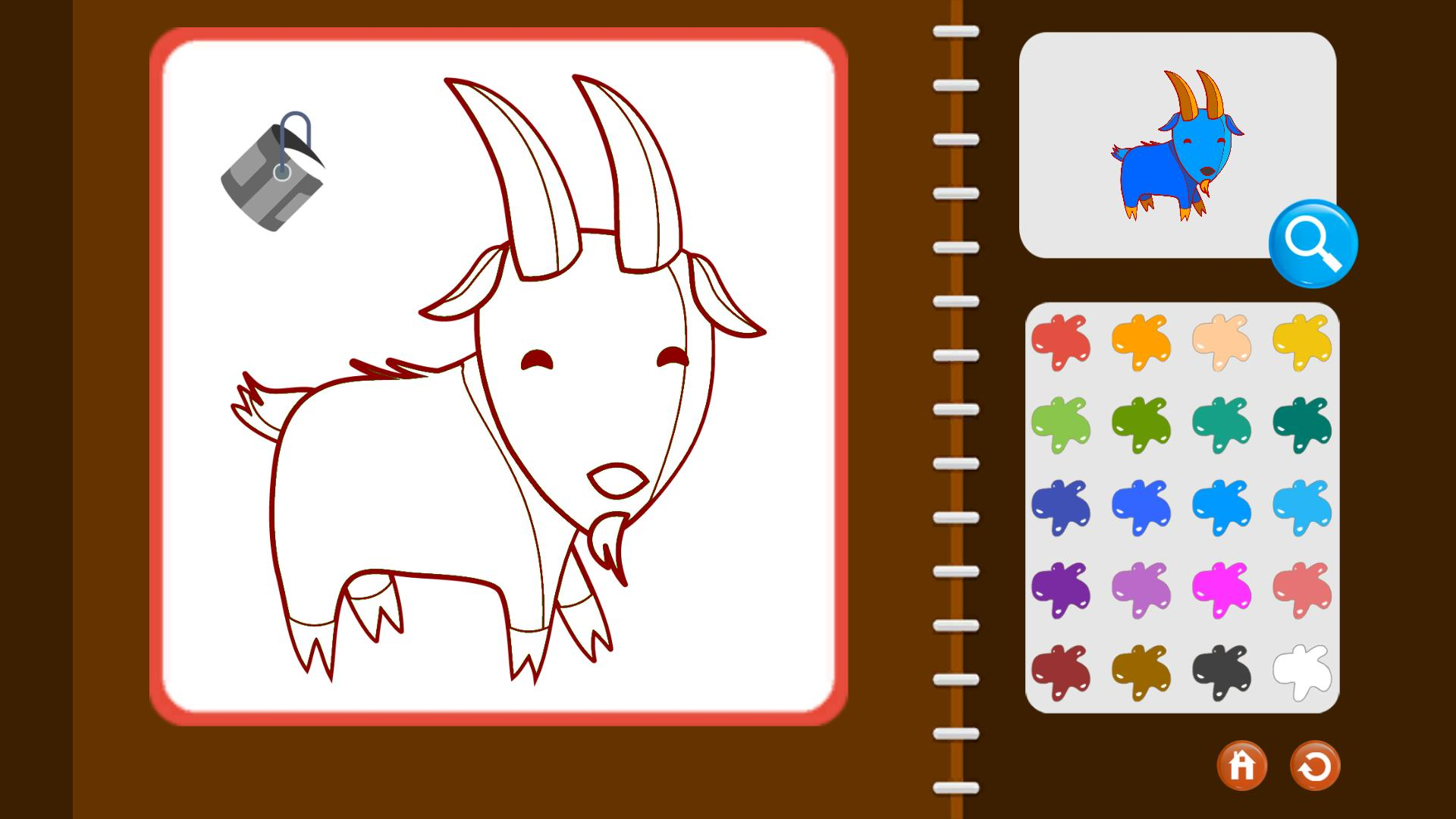My Coloring Book - Animals Galerie | GamersGlobal