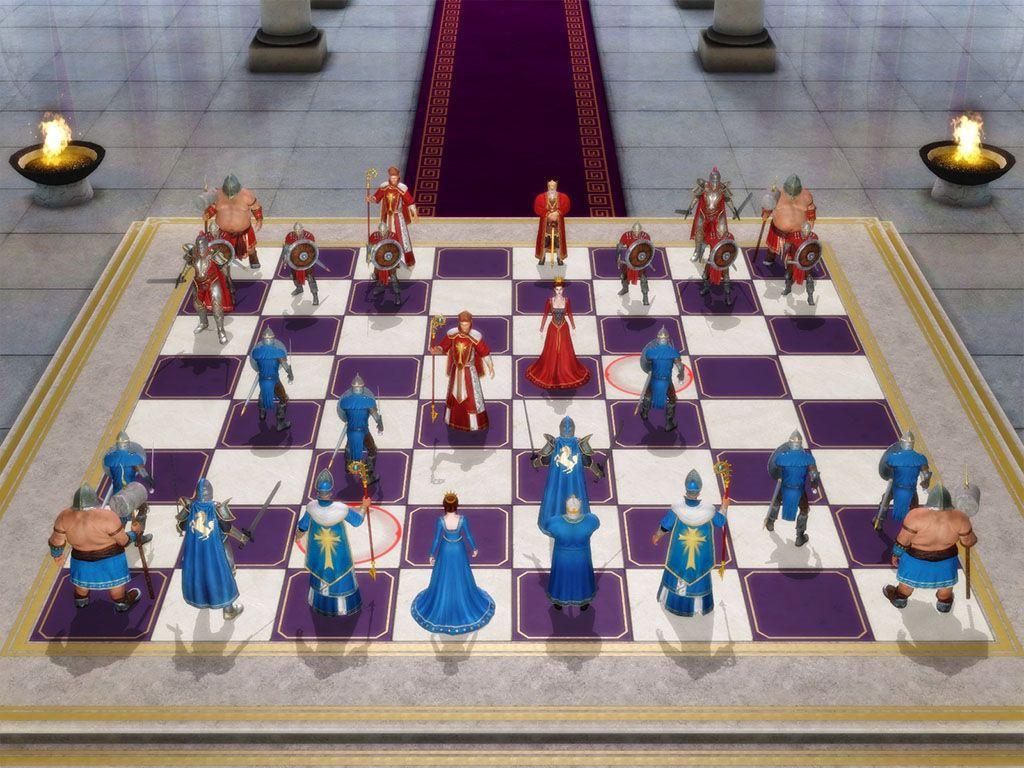 battle chess game of kings descargar