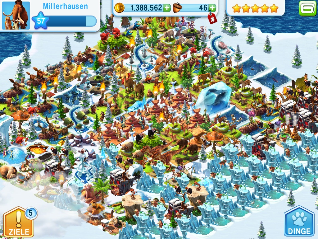 ice age village galerie  gamersglobal