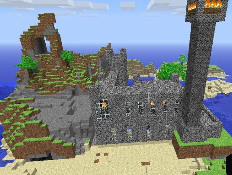 Minecraft Der SurvivalModus Guide GamersGlobalde - Minecraft spielen fur anfanger