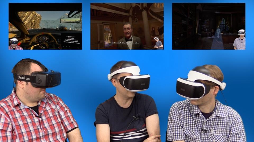 PSVR: Test-Fazit zur Playstation VR - Video | GamersGlobal de