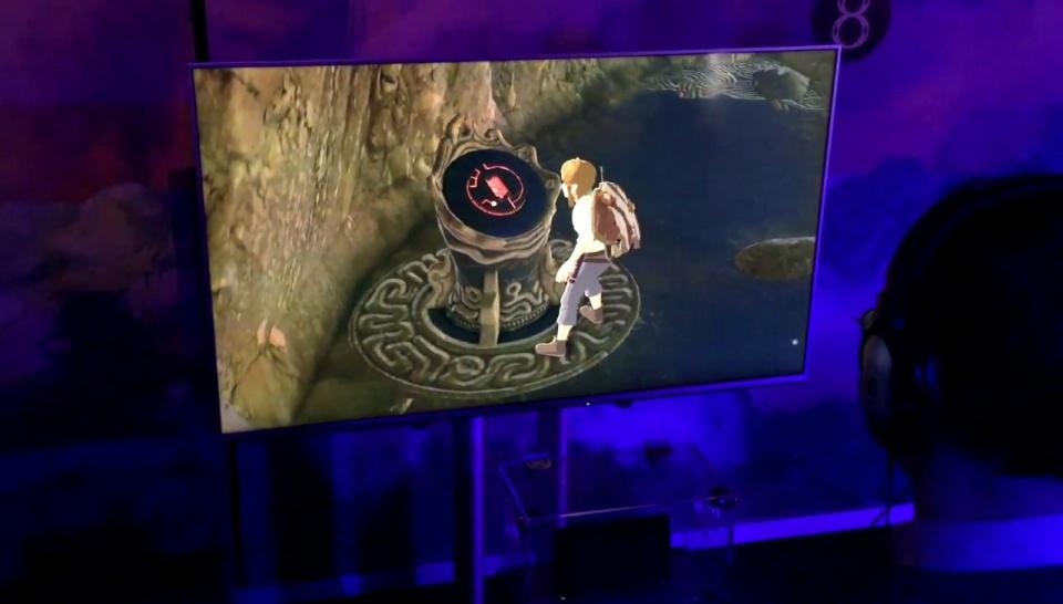 Switch Angespielt Legend Of Zelda Breath Of The Wild