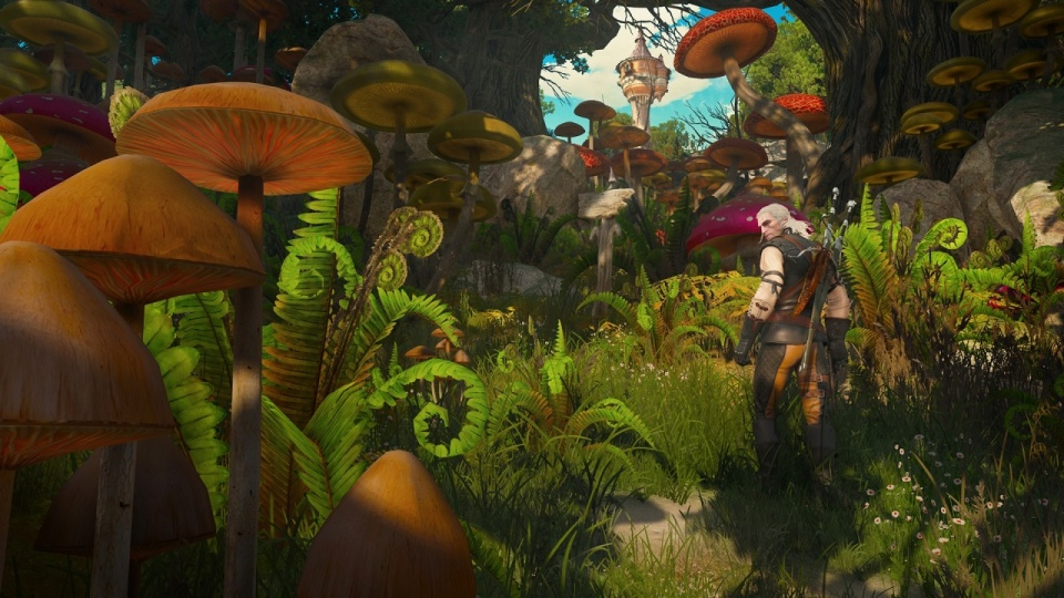 The Witcher 3 Blood And Wine Preview Video Gamersglobalde