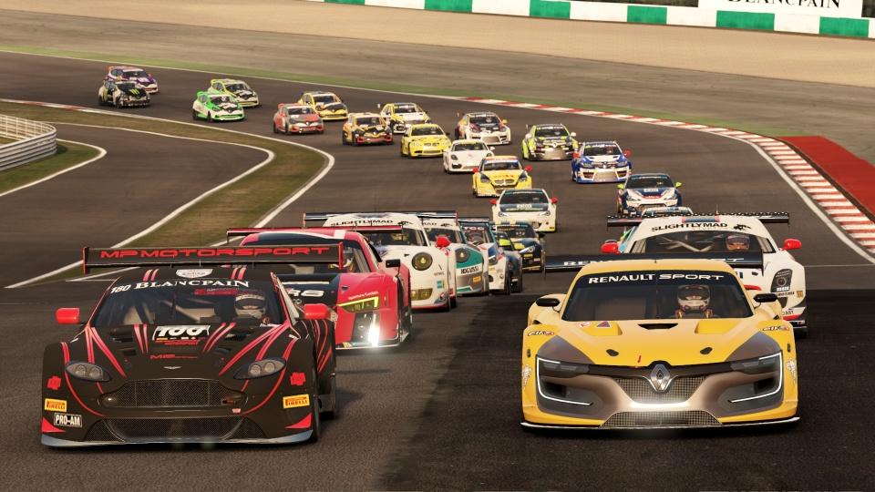 Project Cars 2 Preview Verbesserte Menustruktur Umfassend