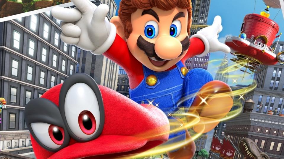Super Mario Odyssey Test Braut Wider Willen Und Flippiger Zylinder