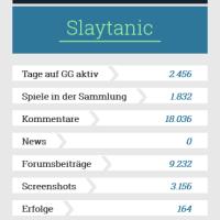Bild von Slaytanic