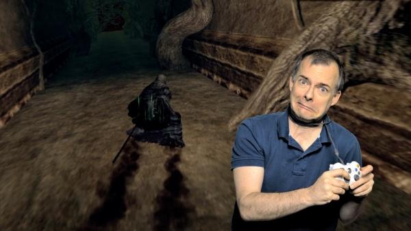Dark Souls Remastered Letsplay 50 Bett Des Chaos Fürst Bossfight