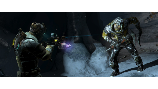 Dead Space 3 Launch Trailer Mit In The Air Tonight Cover