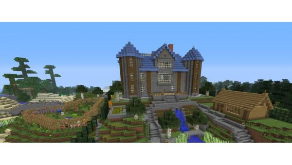 Minecraft PCVersion Mit Mio Käufern Hinweis Auf Pferde - Minecraft pferde spielen