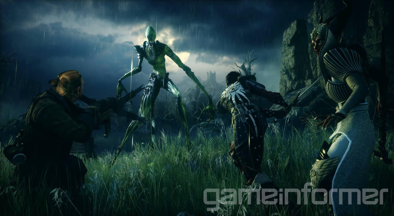 Dragon Age Inquisition Videos Zu Rassen Und Kampfsystem News