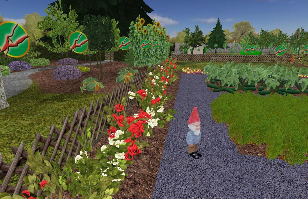 Garten Simulator 2010 Virtuell Unkraut Jäten News Gamersglobalde