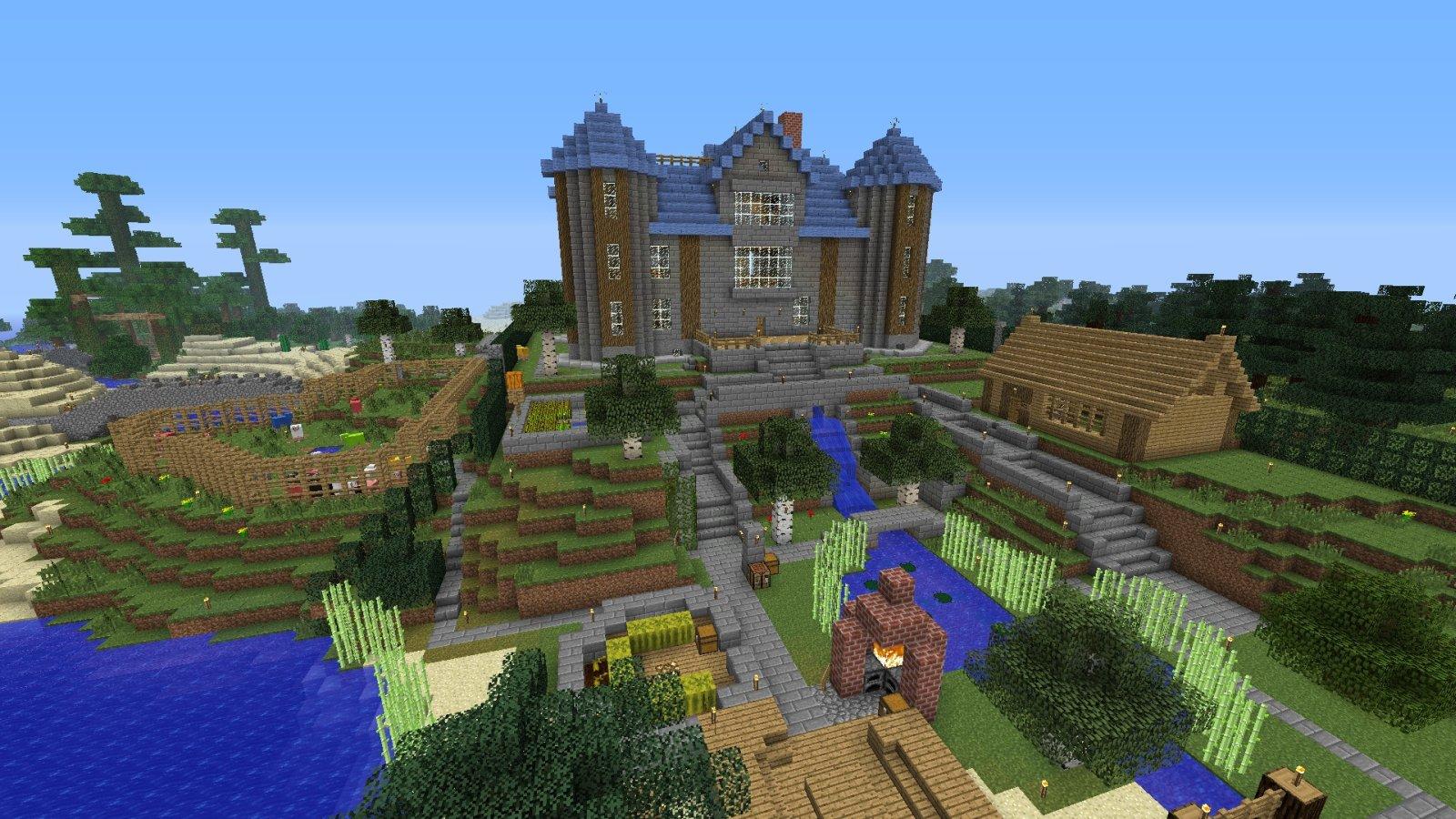 Minecraft PCVersion Mit Mio Käufern Hinweis Auf Pferde - Minecraft spiele mit pferden