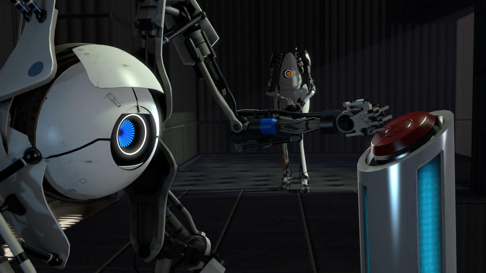 Portal 2: Patch ermöglicht PC-Koop via Splitscreen - News