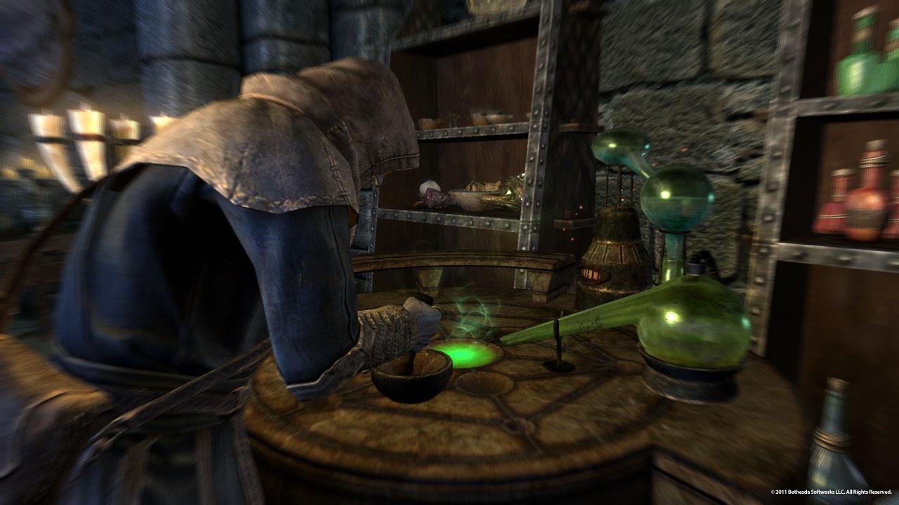 Skyrim: Tränke mischen leicht gemacht - News   GamersGlobal.de