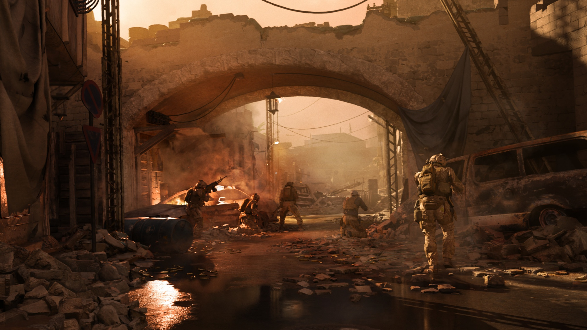 Mittelerde Karte 4k.Call Of Duty Modern Warfare Multiplayer Gameplay In 4k