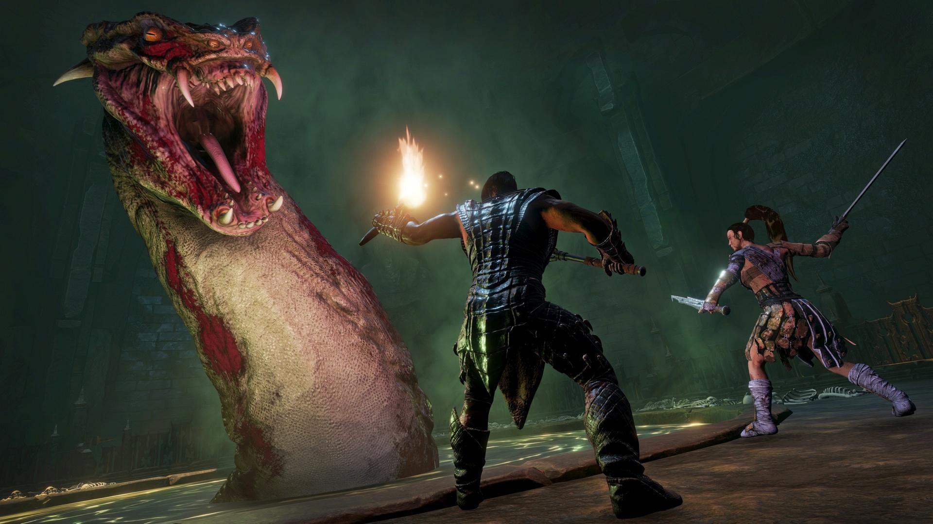 Conan Exiles Details Zu Enhanced Features Auf Xbox One X Und Ps4