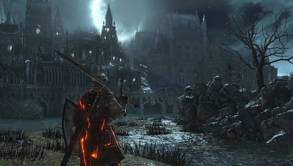 Dark Souls 3: Neuer Patch bringt Unterstützung für PS4 Pro ...