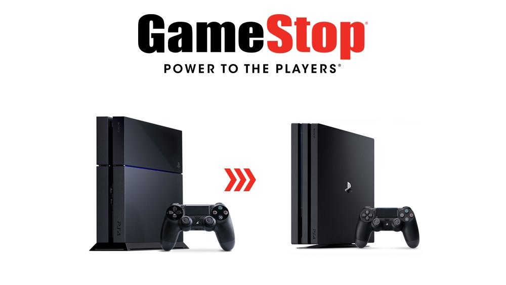 Gamestop Tauschaktion Gebt Eine Ps4 Mit Zwei Spielen Ab Und