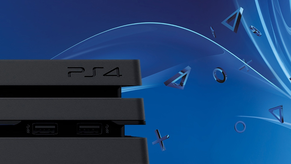 PS4 Pro: Media-Player-Update bringt Unterstützung von 4K