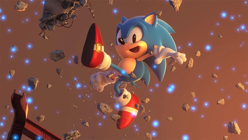 Sega kündigt zwei neue Sonic-Spiele an // Erstes Videomaterial von ...