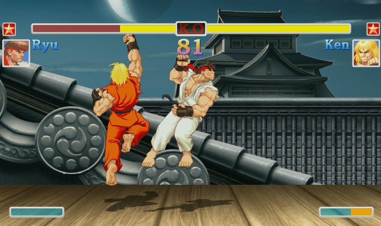 Ultra Street Fighter 2 - The Final Challengers: Trailer und ...