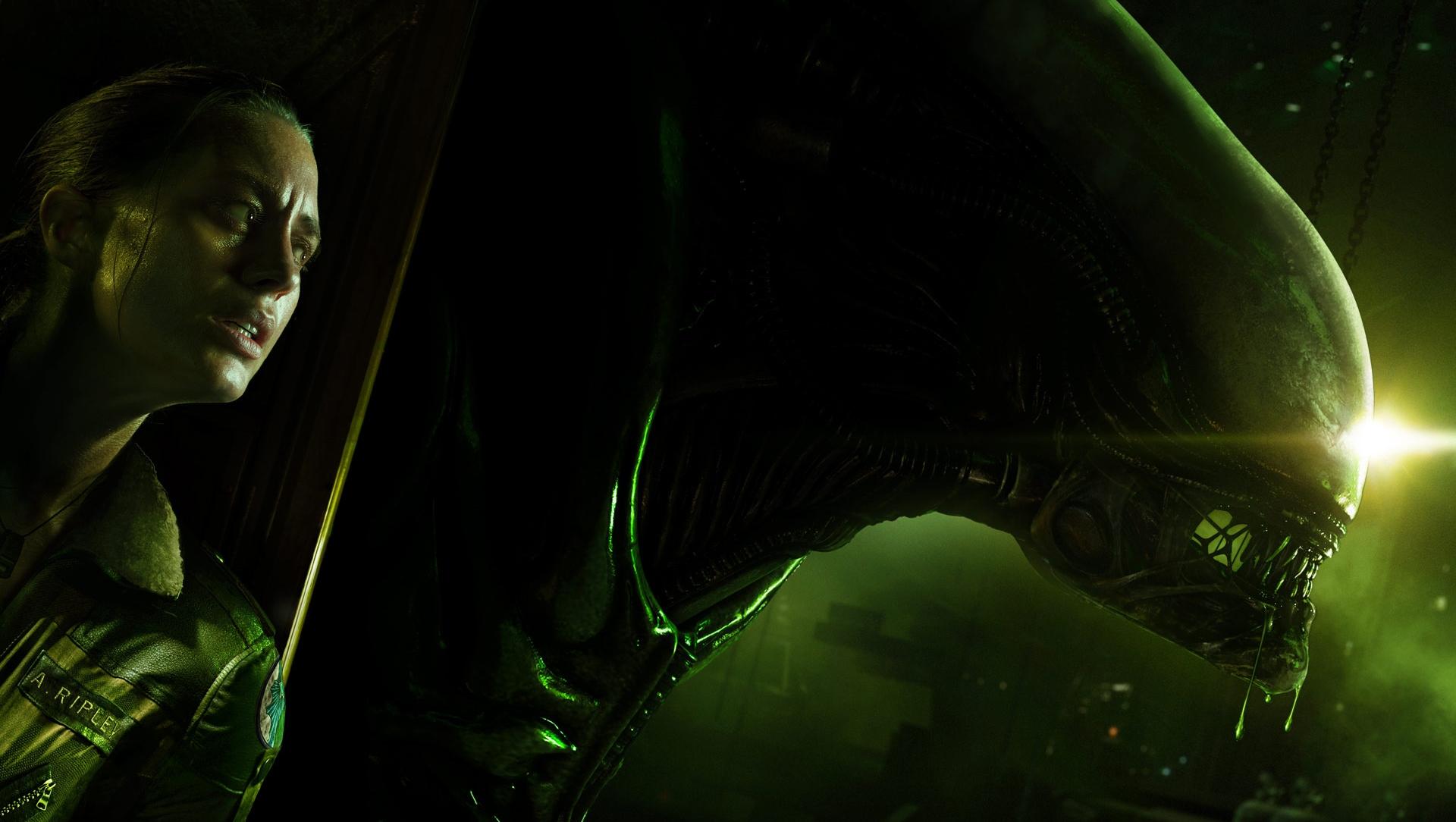 Neues Alien Spiel