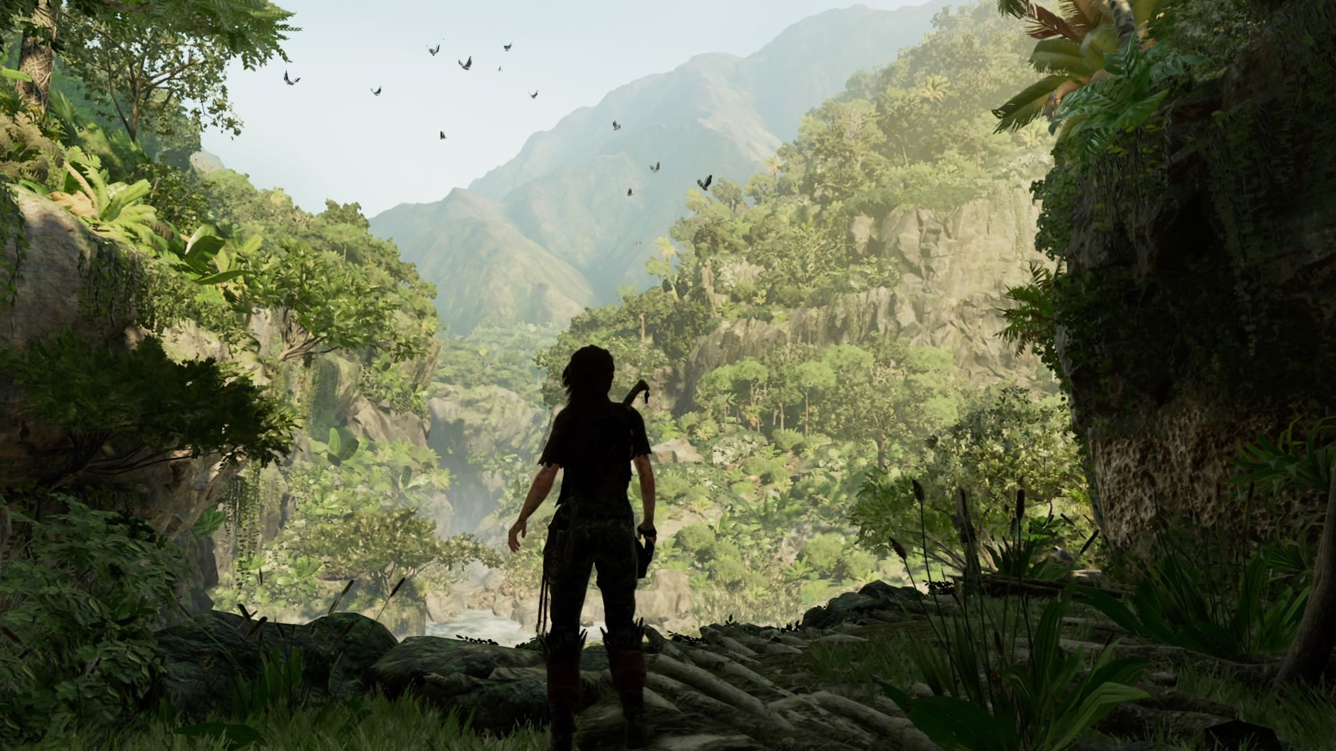 Shadow Of The Tomb Raider über Tote Spricht Man Nicht