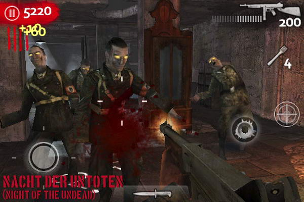 Call of Duty - World at War - Zombies: Neues Map-Pack angekündigt ...