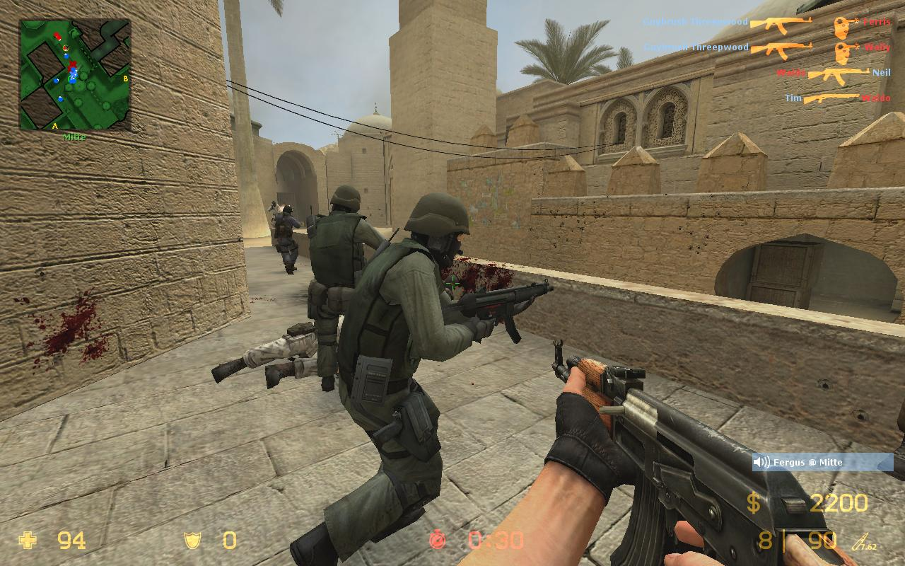 Was Ist Counter Strike