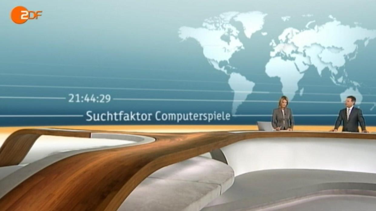 LA TELEVISIONE IN GERMANIA: HEUTE, IL TG DEL SECONDO CANALE ZDF (A CURA DI FEDE)