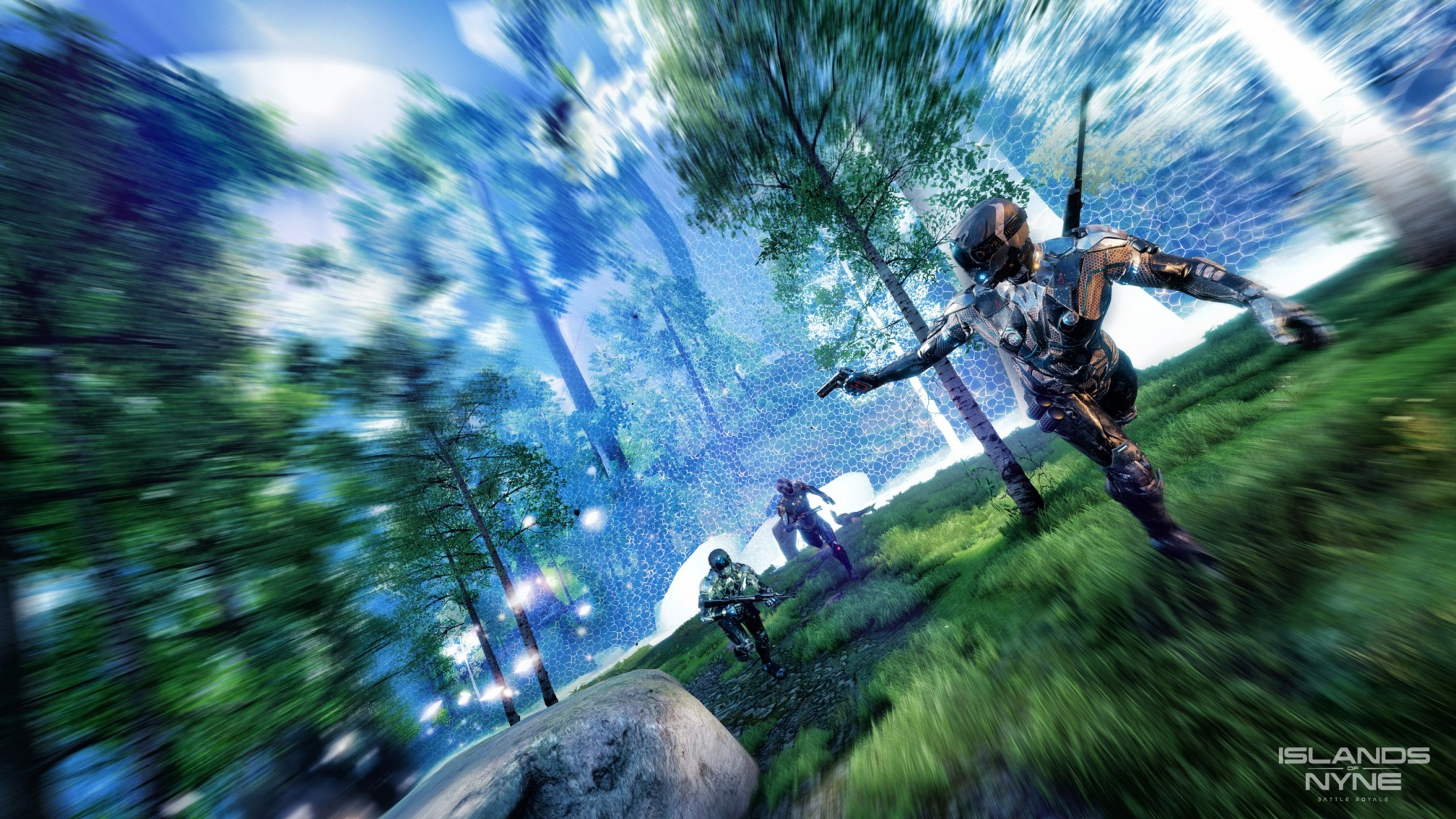 Islands of Nyne: Battle Royale Official Site