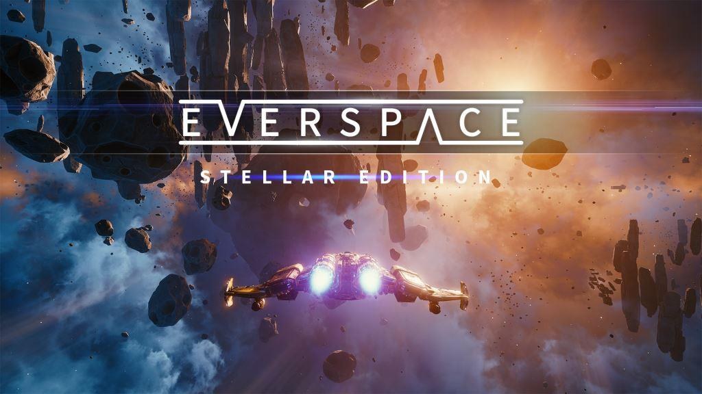 Everspace Roguelike Space Shooter Nun Auch Fur Ps4 Erhaltlich