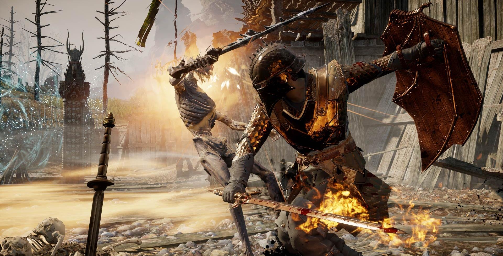 Dragon Age - Inquisition: Testvergleich dt. Magazine [11/12 ...