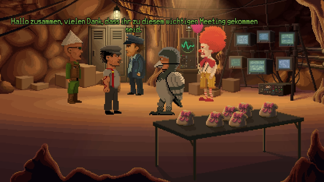 Thimbleweed Park: PS4-Termin, Switch-Version später [2.Upd] - News ...