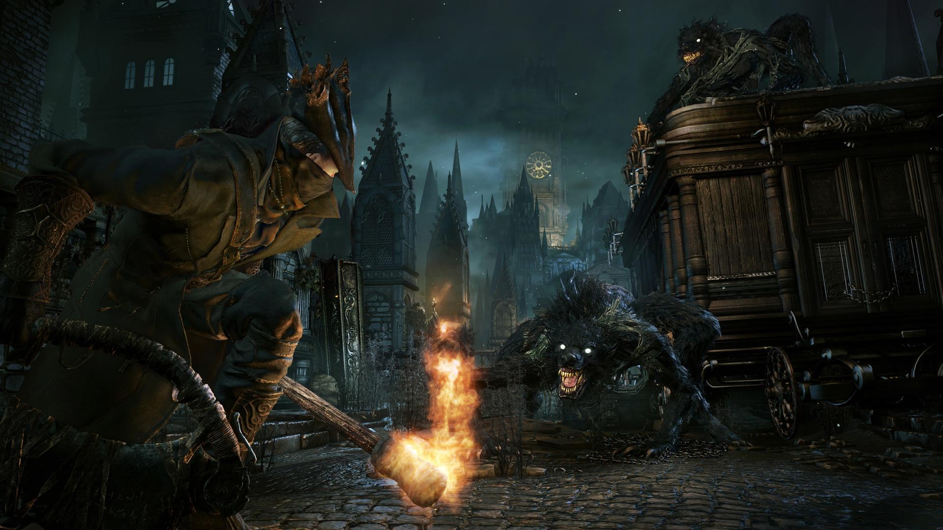 Bloodborne: \