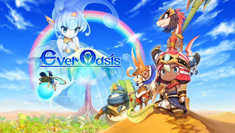Ever Oasis: Intro-Trailer zum exklusiven 3DS Action-Adventure-RPG ...