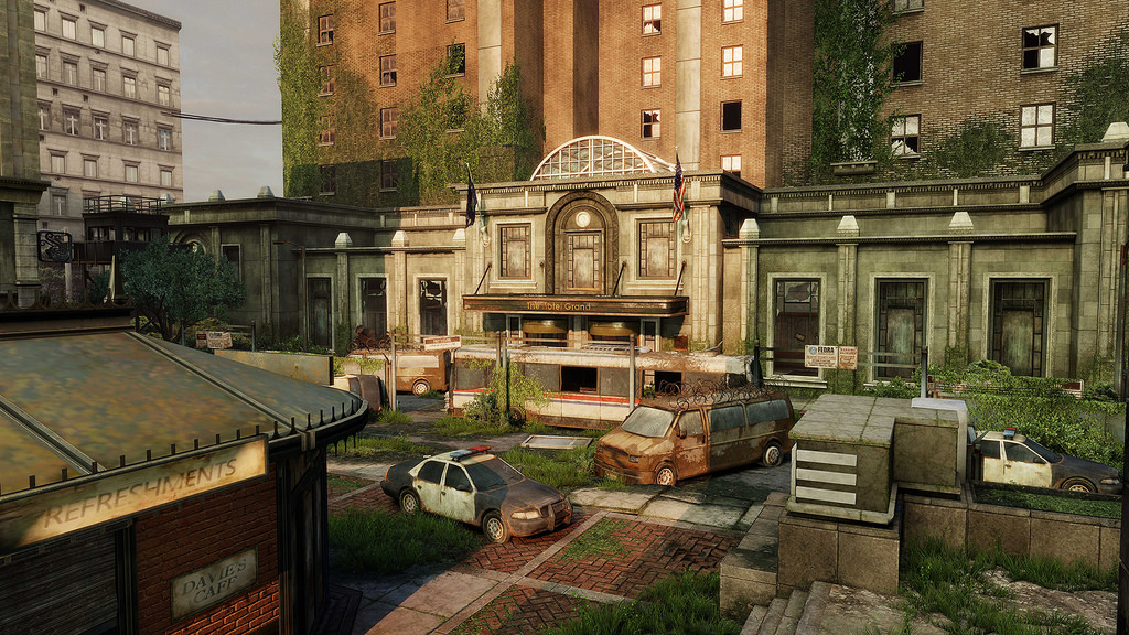 The Last of Us: Patch verbessert Matchmaking // Gratis-Maps [U ...