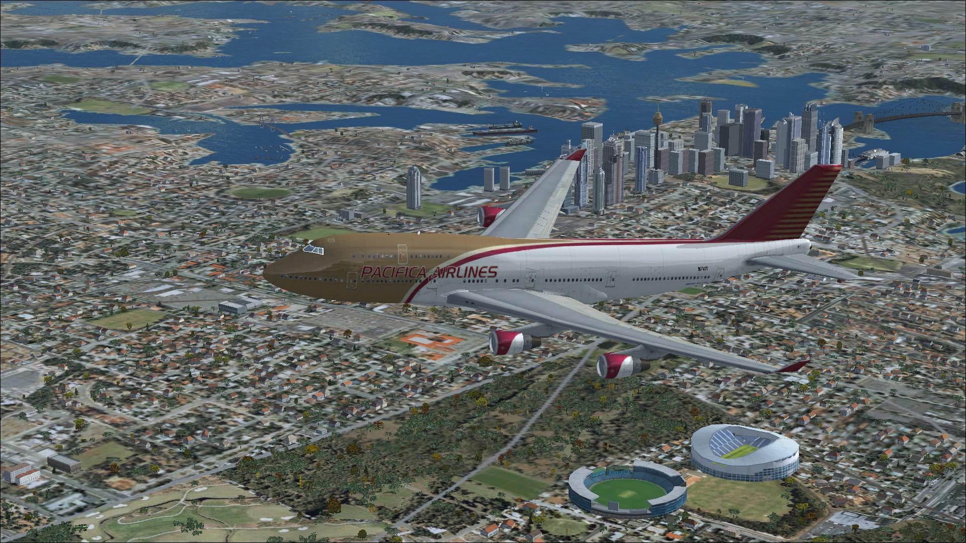 Flight Simulator 10 kommt noch vor Weihnachten auf Steam - News ...