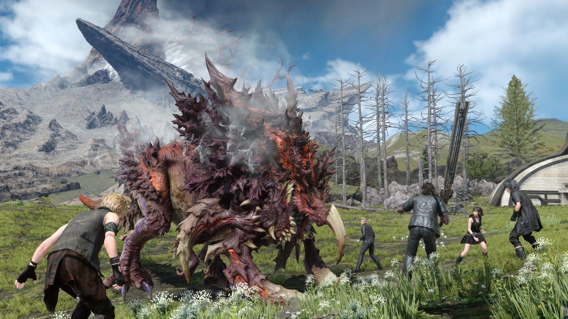 GC 2017: Final Fantasy 15: PC-Version für Anfang 2018 angekündigt ...