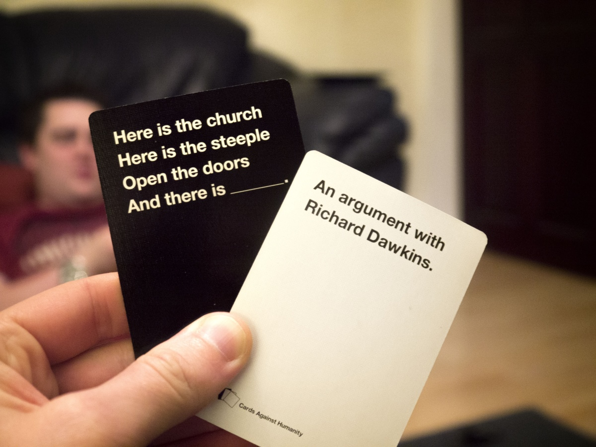 Cards Against Humanity Spielen