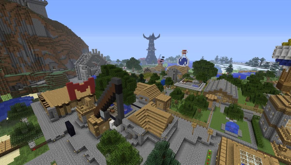 Minecraft SandboxSpiel Knackt Neuen Verkaufsrekord News - Minecraft vanilla spielen