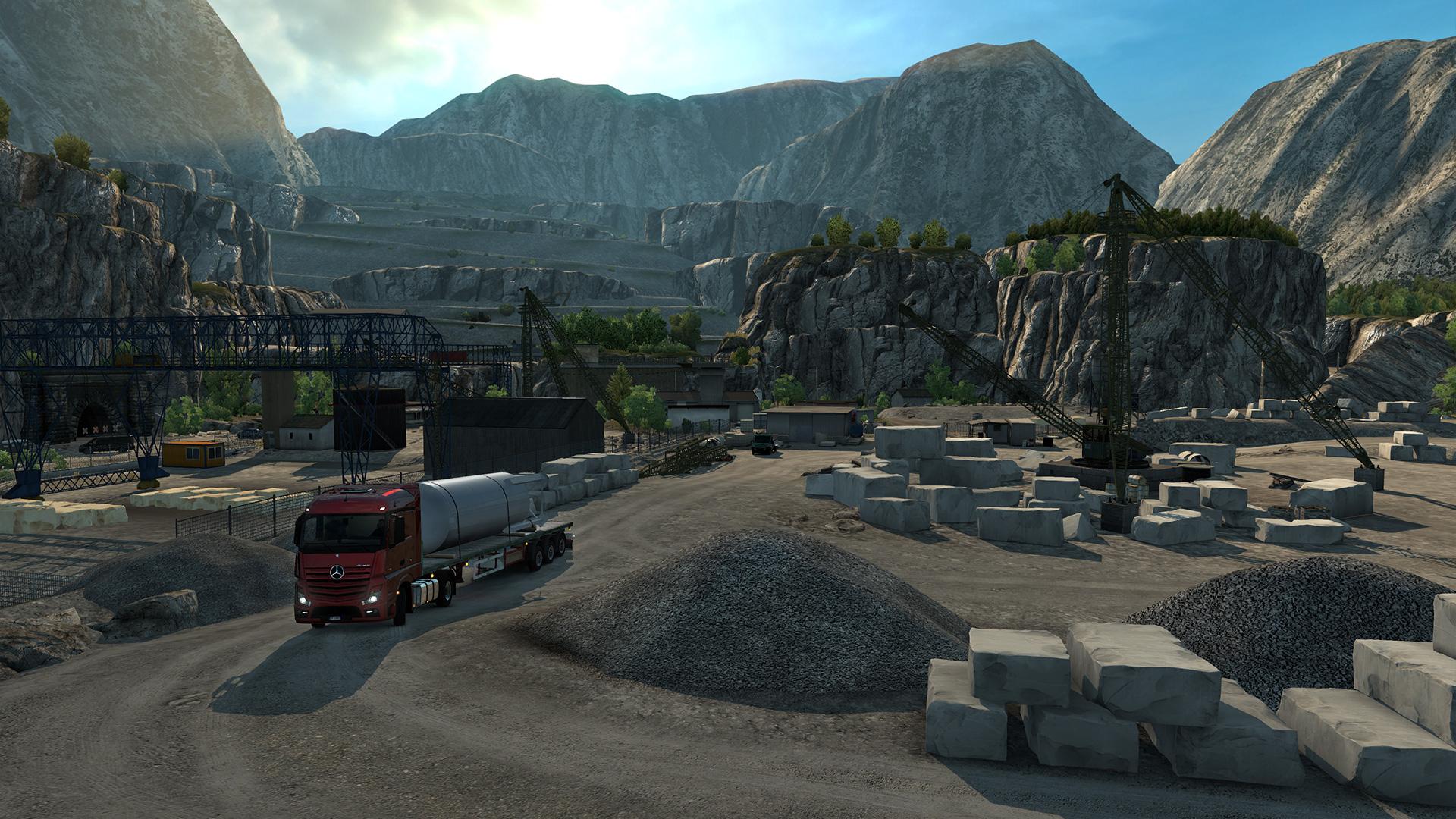 Euro Truck Simulator 2: Italien-Addon und Update 1.30 erschienen ...