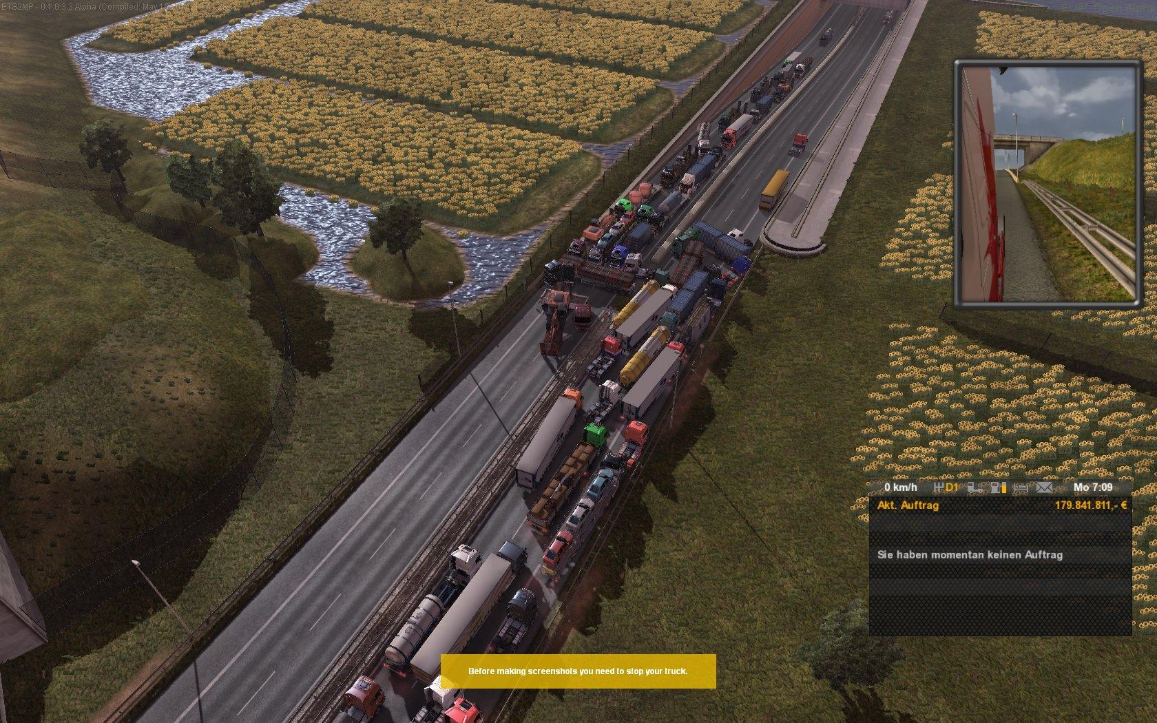 Euro Truck Simulator 2: Alpha-Version der Multiplayer-Mod verfügbar ...