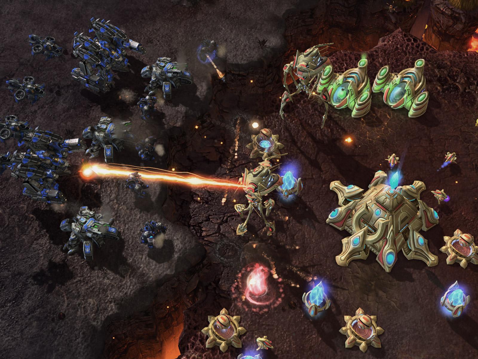 Starcraft 2: Map-Editor diese Woche, Mac-Beta nächste - News
