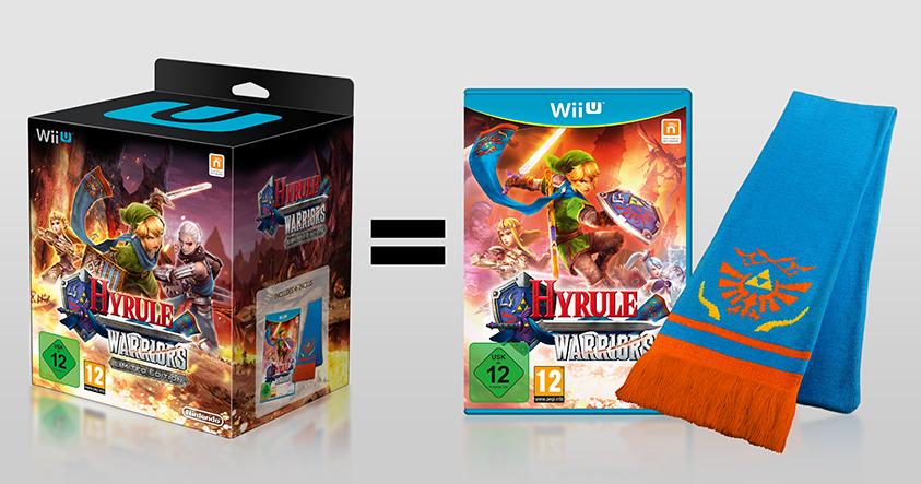 Hyrule Warriors Direct Folge Und Europaische Collector S Edition News Gamersglobal De