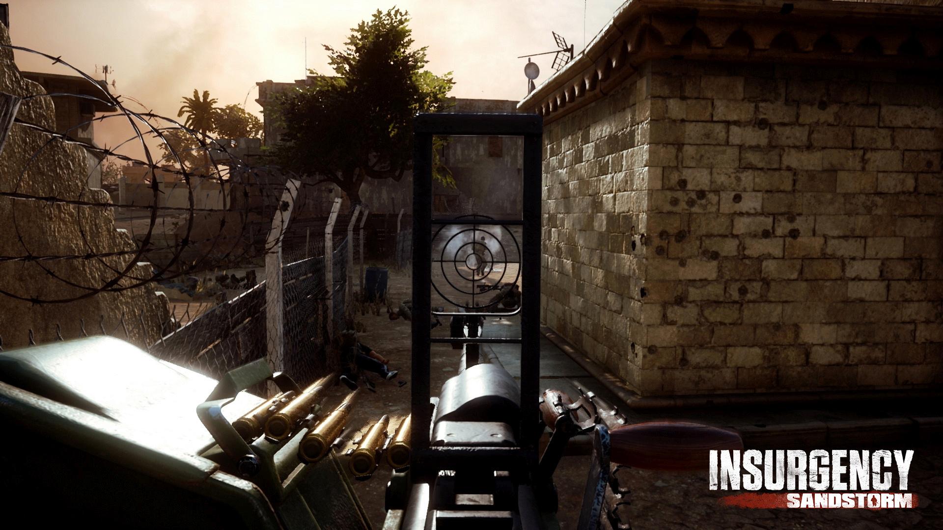 E3 2018: Sandige Schlachten im Insurgency-Sandstorm-Trailer - News    GamersGlobal.de