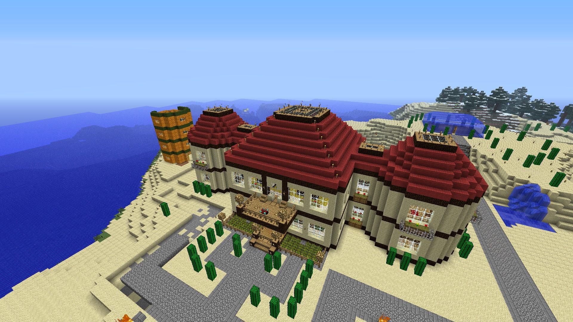 Molyneux Microsoft Hat Minecraft Zunächst Für Müll Gehalten - Minecraft hauser schnell bauen