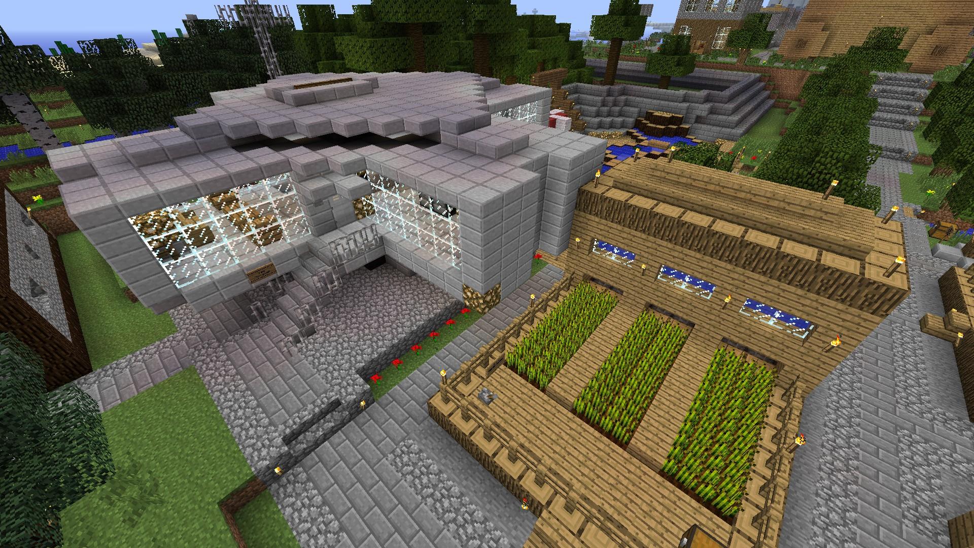 Minecraft Millionen Mal Verkauft News GamersGlobalde - Minecraft schone einfache hauser