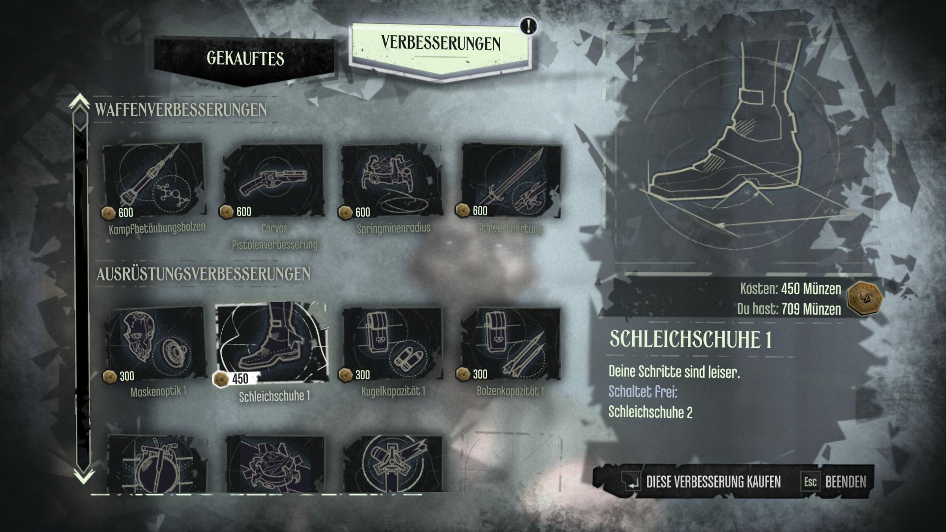 Dishonored - Dishonored, #4: Die Waffen- und ...